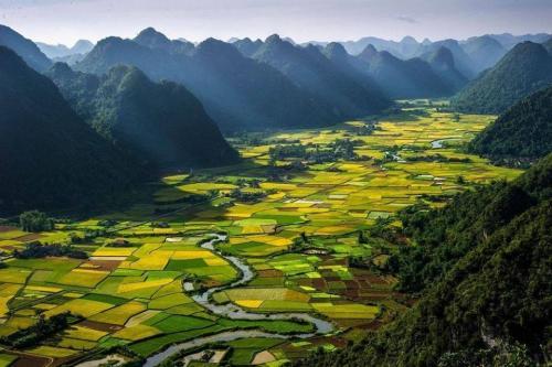 Bac Son Valley, Viet Nam