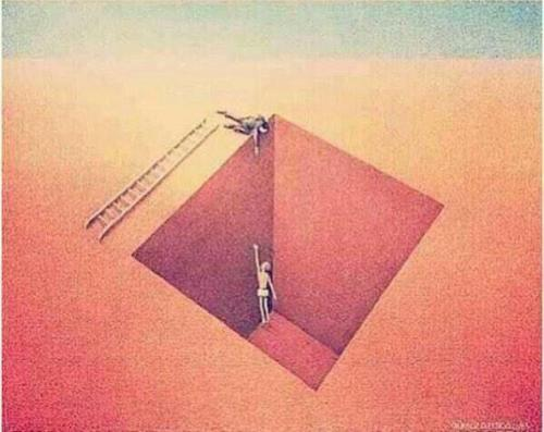 Some people just act like they are trying to help